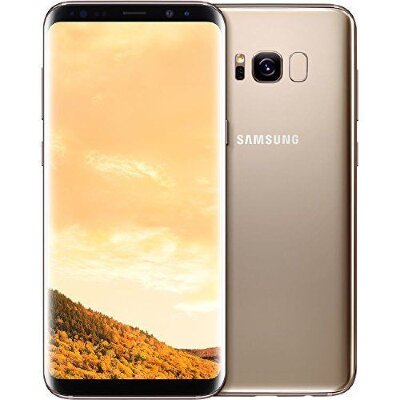Samsung Galaxy S8 Plus Duos SM-G955FD 64GB Maple Gold