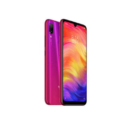 Xiaomi Redmi Note 7 4/128 Red (Красный)