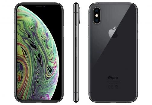 Apple IPhone XS Max 256 GB Черный (Black)