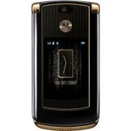 Motorola RAZR2 V8 Luxury Edition 2gb Gold