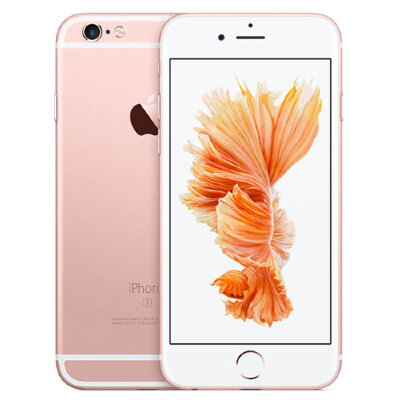 Apple iPhone 6S 64GB Rose Gold (без Touch ID)