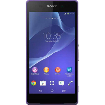 Sony D6503 Xperia Z2 (no dock) Purple