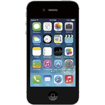 Apple iPhone 4S 16Gb Black (Чёрный)