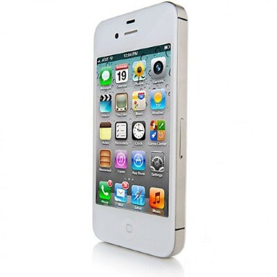 Apple iPhone 4S 16Gb White (Белый)