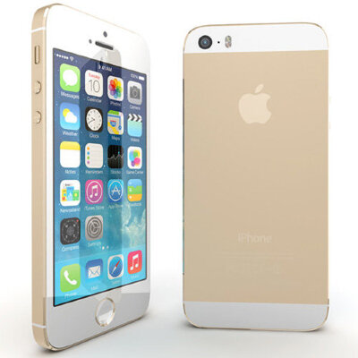 Apple iPhone 5S 32GB Gold (LTE) 4G