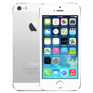 Apple iPhone 5S 32GB Silver (LTE) 4G