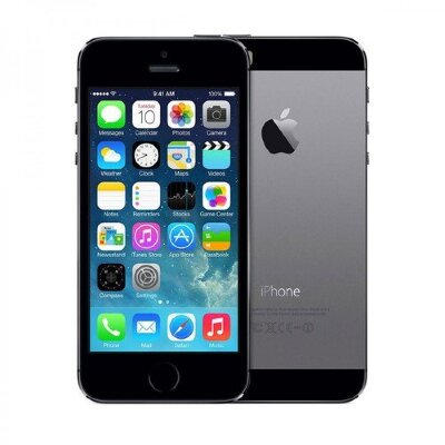 Apple iPhone 5S 64GB Space Gray (LTE) 4G
