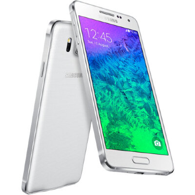 Samsung Galaxy Alpha 32Gb White