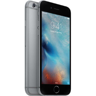 Apple iPhone 6 128GB Space Gray (без Touch ID)