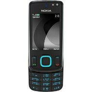 Nokia 6600 Slide Black